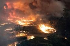 Cháy rừng ở Australia: Huy động tàu hải quân để sơ tán người dân