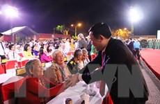 Phó Thủ tướng Vương Đình Huệ dự Lễ kỷ niệm 60 năm Chiến thắng Tua Hai