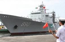 Trung Quốc và Pakistan bắt đầu tập trận hải quân chung