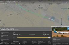 Thông tin cụ thể về máy bay Boeing 737 gặp tai nạn ở Iran