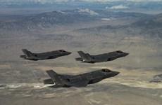 Máy bay F-35 của Mỹ cất cánh từ UAE, Iran cảnh báo hậu quả