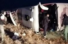 Iran: Tai nạn xe buýt làm ít nhất 19 người thiệt mạng