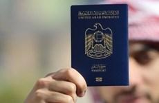 Người dân UAE sở hữu tấm hộ chiếu có 'quyền lực' nhất thế giới