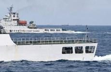 Indonesia lại phát hiện tàu Trung Quốc xâm phạm vùng đặc quyền kinh tế