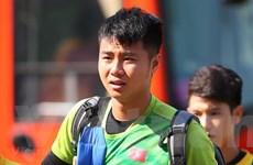 VCK U23 châu Á 2020: Thủ môn Văn Toản chia sẻ về cơ hội ra sân