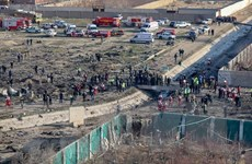 Iran không muốn các nước chính trị hóa vụ rơi máy bay Ukraine