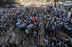Tai nạn nghiêm trọng khiến nhiều người chết tại lễ hội của Ethiopia