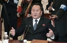 KCNA xác nhận ông Ri Son Gwon là Ngoại trưởng mới của Triều Tiên