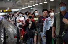 Hong Kong ghi nhận trường hợp đầu tiên lây từ người sang người