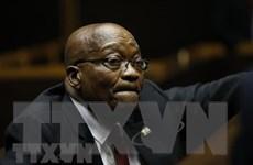 Tòa án Nam Phi phát lệnh bắt giữ cựu Tổng thống J. Zuma