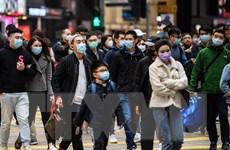 Kinh tế Hong Kong đứng trước nguy cơ suy thoái vì virus corona