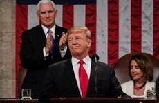 Tổng thống Mỹ dự kiến đưa ra tuyên bố về tiến trình luận tội