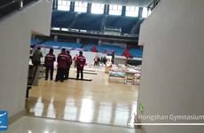 [Video] Cận cảnh các bệnh viện dã chiến ở thành phố Vũ Hán