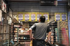 Các nhà bán lẻ lớn tại Hong Kong đóng cửa vì virus corona