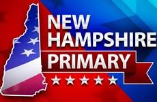 Bầu cử Mỹ 2020: Bang New Hampshire tiến hành bầu cử sơ bộ
