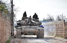 Nga, Thổ Nhĩ Kỳ hoàn tất đàm phán vòng 2 về tình hình Idlib