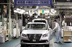Nhiều hãng ôtô Nhật Bản tiếp tục dừng hoạt động sản xuất ở Trung Quốc