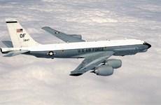 Mỹ tiếp tục điều máy bay trinh sát trên Bán đảo Triều Tiên