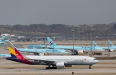 Doanh thu hàng không toàn cầu ước tính giảm 5 tỷ USD trong quý I