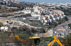 Palestine và Jordan lên án kế hoạch xây nhà định cư của Israel