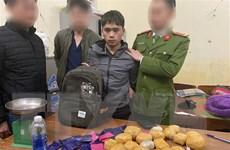 Sơn La: Bắt đối tượng mua bán, vận chuyển số lượng lớn ma túy