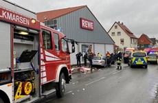 Đức ra cáo buộc giết người đối với tài xế lao vào đám đông