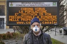 Italy xác nhận ca tử vong thứ 7 do virus SARS-CoV-2
