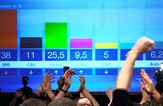 Đức: Đảng FDP bị loại khỏi nghị viện bang Hamburg do không đủ phiếu