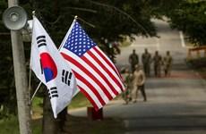Hàn Quốc và Mỹ xem xét giảm quy mô các cuộc tập trận chung