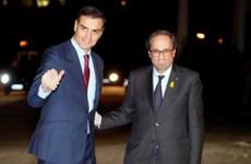 Chính phủ Tây Ban Nha đối thoại với lãnh đạo vùng Catalonia