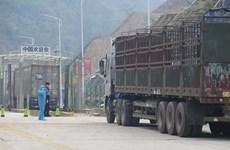 Tất cả cửa khẩu Trung-Việt ở Quảng Tây khôi phục hoạt động