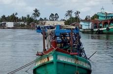 Cà Mau: Tìm thấy 3 thi thể thuyền viên bị mất tích trên biển