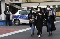 Quân đội Iran được huy động tham gia chống dịch COVID-19