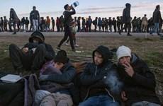 EU cáo buộc Thổ Nhĩ Kỳ sử dụng người di cư để gây áp lực