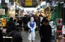 Hàn Quốc xác nhận thêm 518 ca dương tính với SARS-CoV-2