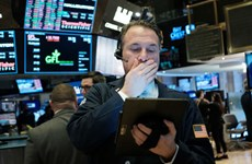 Thị trường chứng khoán Mỹ lao dốc, dừng giao dịch trong 15 phút