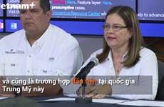 [Video] Panama xác nhận trường hợp đầu tiên nhiễm SARS-CoV-2