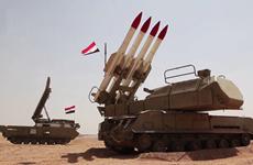 Syria bắn hạ 20 máy bay không người lái của Thổ Nhĩ Kỳ