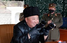 Triều Tiên xác nhận diễn tập pháo binh tầm xa, nâng năng lực phản công