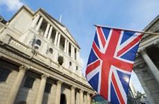 Ngân hàng Trung ương Anh lần đầu tiên giảm lãi suất kể từ năm 2016