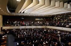 Các nghị sỹ Israel tuyên thệ tại Quốc hội khóa mới