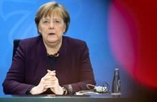 Thủ tướng Đức bảo vệ chính sách quyết liệt kiềm chế virus lây lan