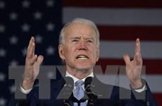 Ửng cử viên Joe Biden chiến thắng tại bang Florida và Illinois