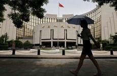 Ngân hàng Nhân dân Trung Quốc giữ nguyên tỷ lệ lãi suất cho vay