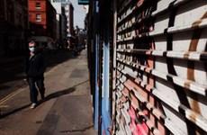 Dịch COVID-19: Anh đóng cửa nhiều cửa hàng bán lẻ trên phố lớn