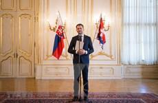 Slovakia thành lập chính phủ mới, ưu tiên chống dịch COVID-19