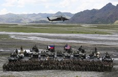 Mỹ hủy cuộc tập trận thường niên với Philippines vì dịch COVID-19