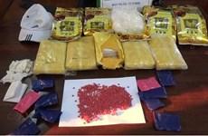 Hà Tĩnh: Bắt giữ đối tượng vận chuyển trái phép ma túy