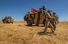 Thổ Nhĩ Kỳ đột nhập đài phát thanh quân đội Syria để ra cảnh báo