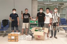 Đại sứ quán Việt Nam hỗ trợ công dân bị mắc kẹt tại Thái Lan